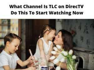 TLC on DirecTV