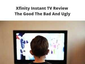 Xfinity Instant TV
