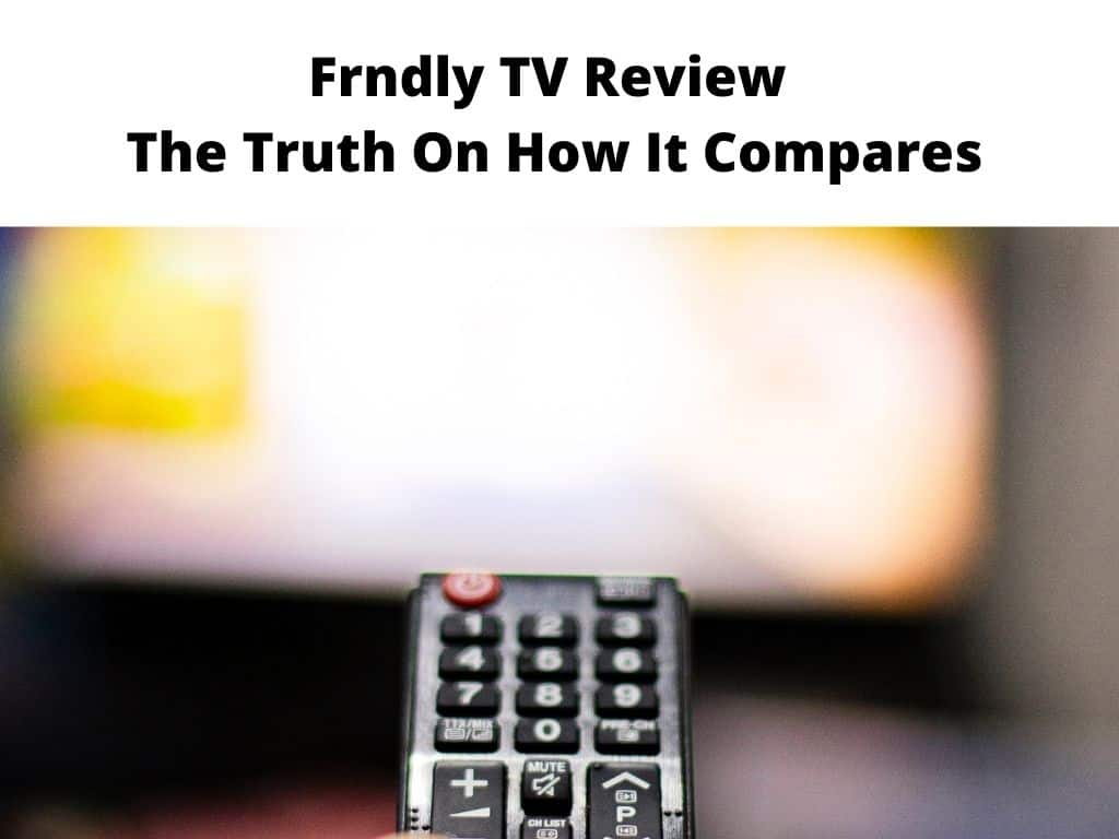 Frndly TV Review