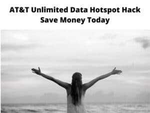 ATT Unlimited Data Hotspot Hack