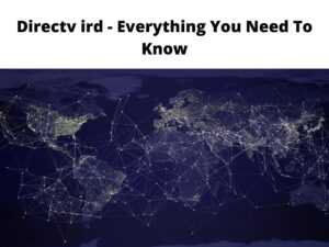 what is Directv ird