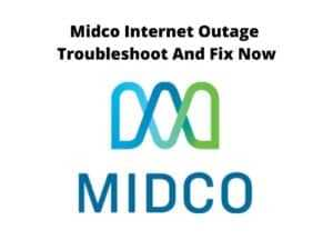 Midco Internet Outage
