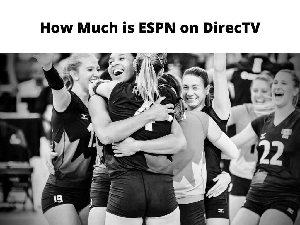 How Much is ESPN on DirecTV