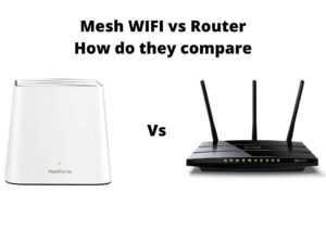 Mesh WIFI vs Router