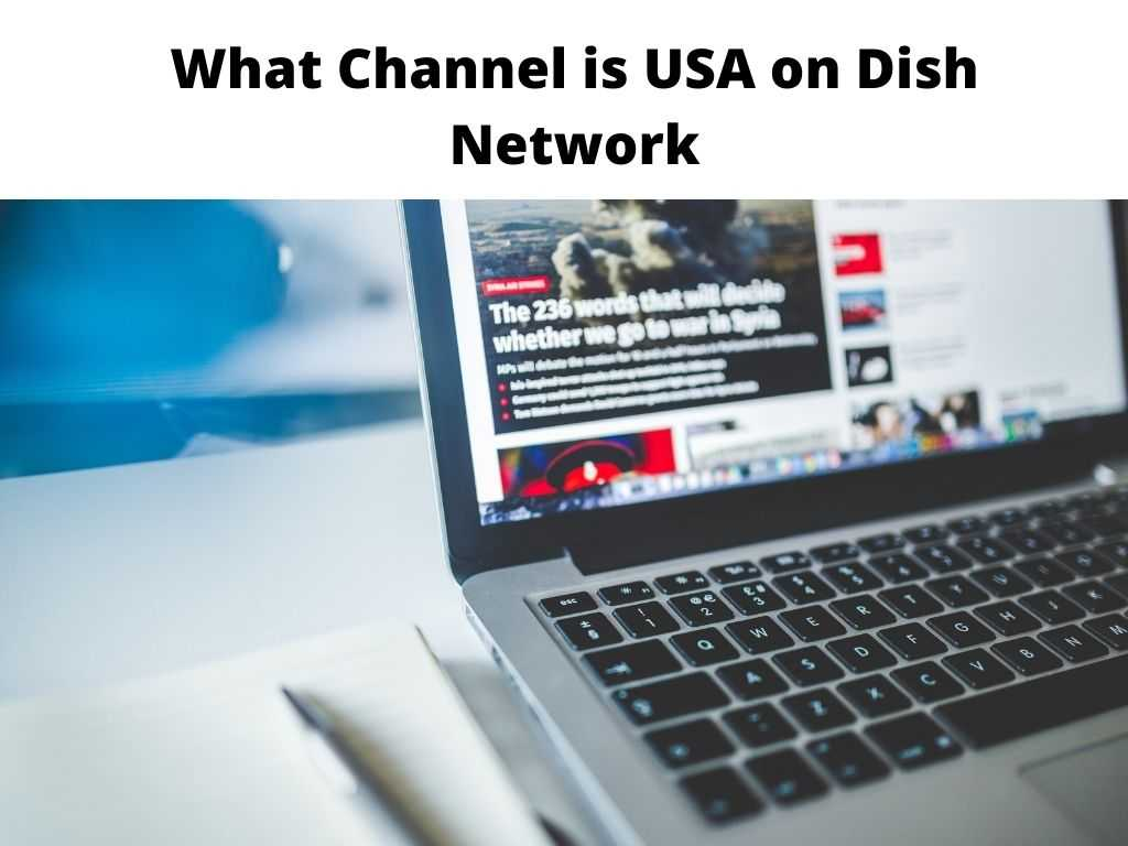 What Channel is USA on Dish Network