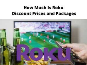 How Much Is Roku