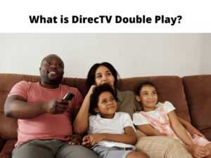What is DirecTV Double Play