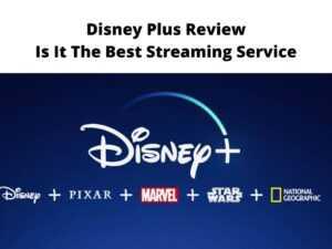 Disney Plus review streaming