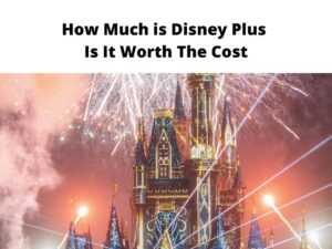 How Much is Disney Plus