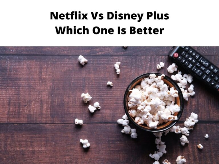 Netflix Vs Disney Plus Which One Is Better