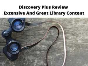 Discovery Plus Review Extensive And Great Library Content