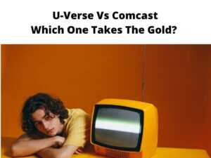 U-Verse Vs Comcast Which One Takes The Gold