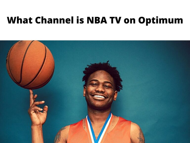 What Channel is NBA TV on Optimum
