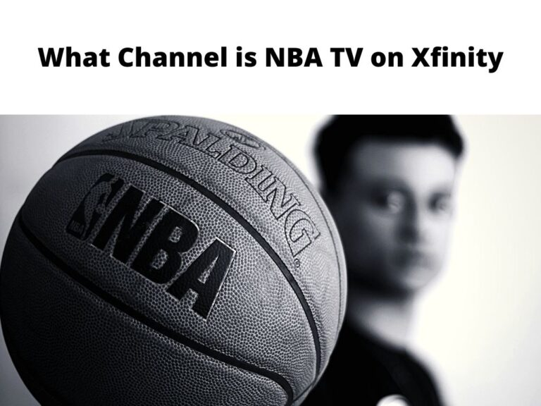 What Channel is NBA TV on Xfinity