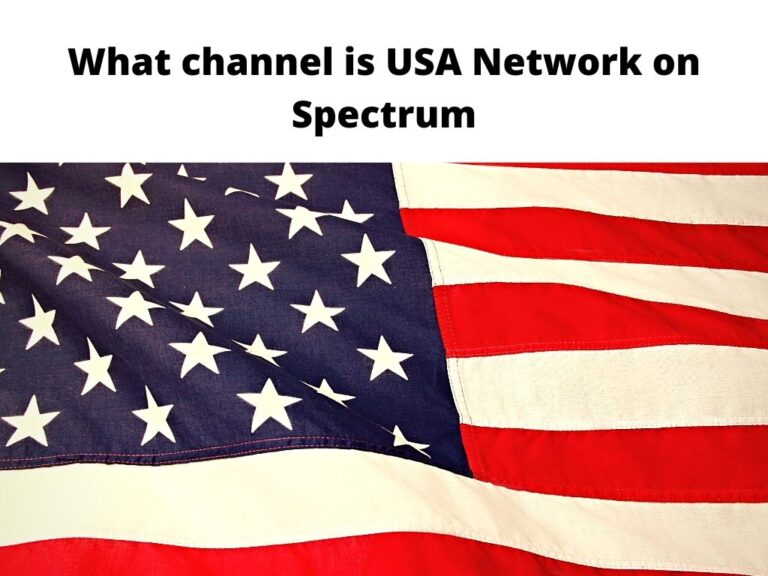 What channel is USA Network on Spectrum