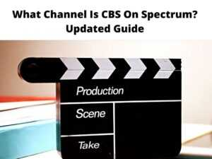 What Channel Is CBS On Spectrum