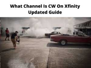 What Channel Is CW On Xfinity