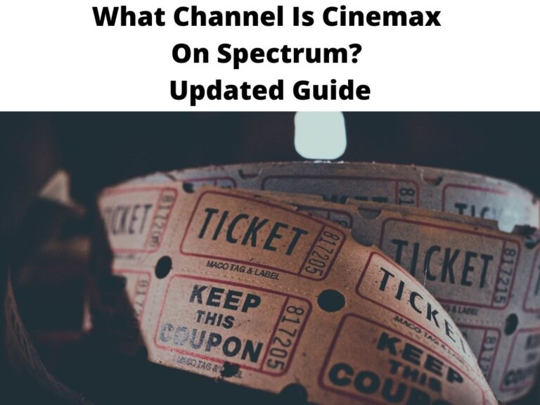 What Channel Is Cinemax On Spectrum Updated Guide