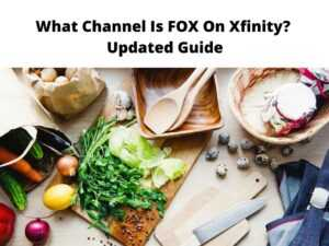 What Channel Is FOX On Xfinity Updated Guide