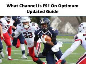 What Channel Is FS1 On Optimum