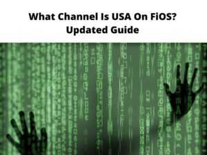 What Channel Is USA On FiOS Updated Guide