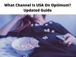 What Channel Is USA On Optimum