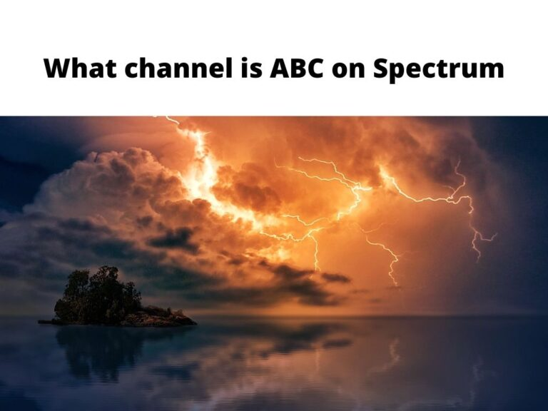 What channel is ABC on Spectrum