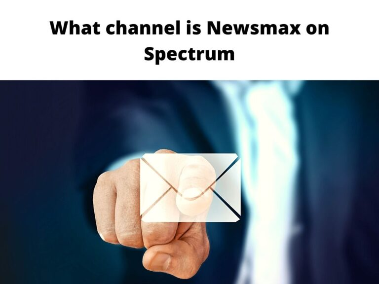 What channel is Newsmax on Spectrum
