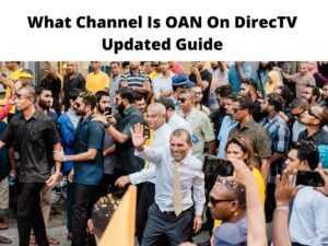 What Channel Is OAN On DirecTV