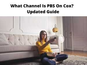 What Channel Is PBS On Cox?