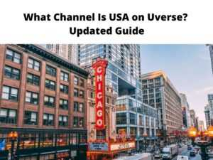 What Channel Is USA on Uverse Updated Guide