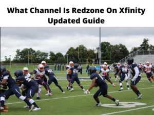 What Channel Is Redzone On Xfinity