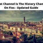 What Channel Is The History Channel On Fios